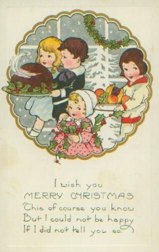 Vintage Christmas Images | Public Domain | Condition Free: