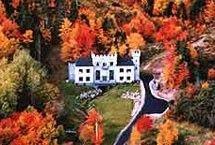 Cape Breton Nova Scotia Canada - Castle Moffett