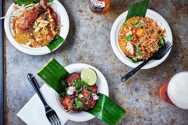 Farang, a Thai food pop-up, has started a six-month residency in Highbury at the San Daniele. Founder Seb Holmes previously worked at the Begging Bowl.