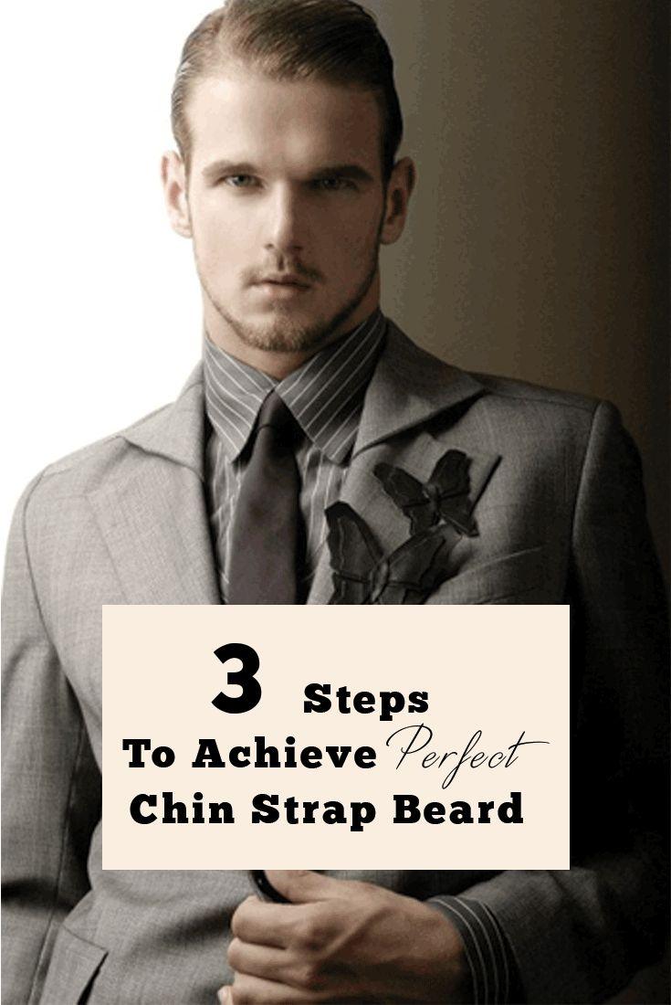 Best Chin Strap Beard