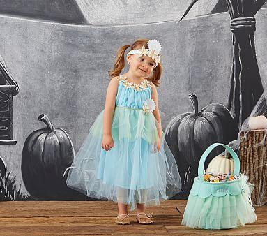 Toddler Mermaid Costume - Blue #pbkids
