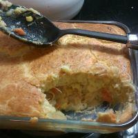 Chicken Bisquick Pot Pie Recipe