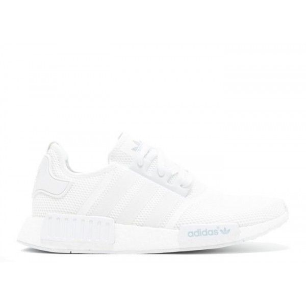 cheap authentic adidas nmd runner originals white r1 ttriple outlet sale