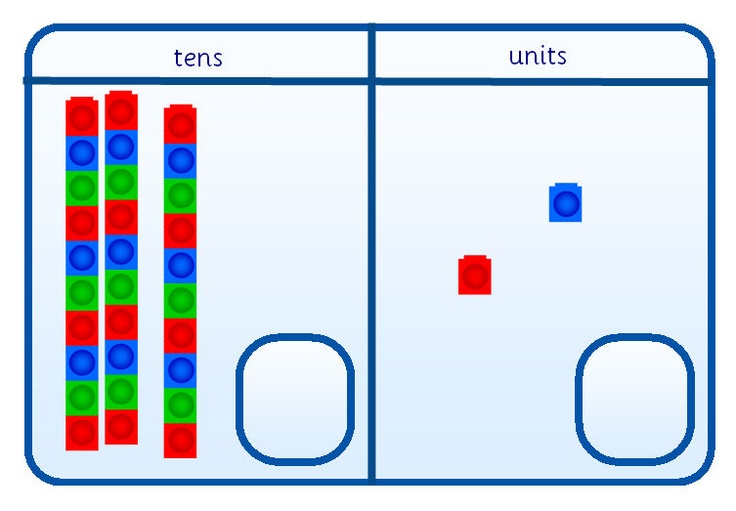 A selection of 24 cards showing different cube amounts that are partitioned into tens and units. Amounts shown go from below ten up to fifty. Also included is an editable word document and supporting clip art so you can create your own cards. These cards could be laminated and written on with a dry wipe marker. You could also extend the activity by matching the amounts to standard number cards.