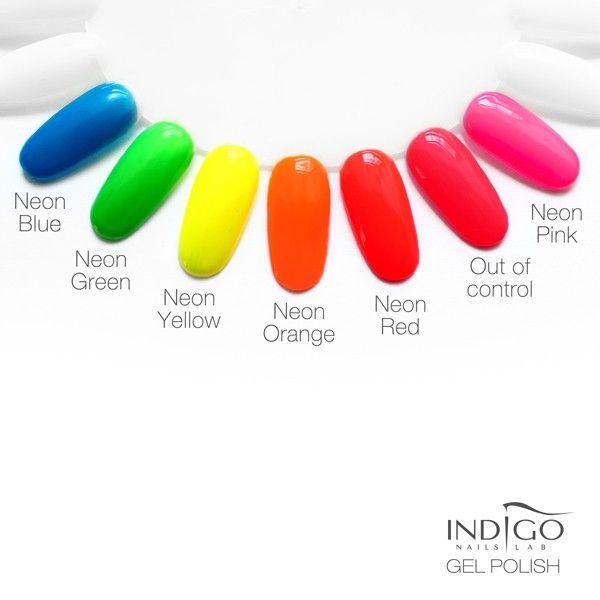 Neon Pink (video) | indigo labs nails veneto