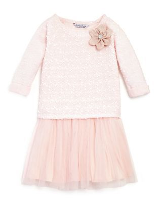 Pippa & Julie Girls' Sweater & Tank Dress Set - Sizes 2-6X | Bloomingdale's