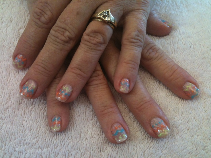A touch of heaven salon and spa 816 749 4772 nail art for A touch of heaven salon