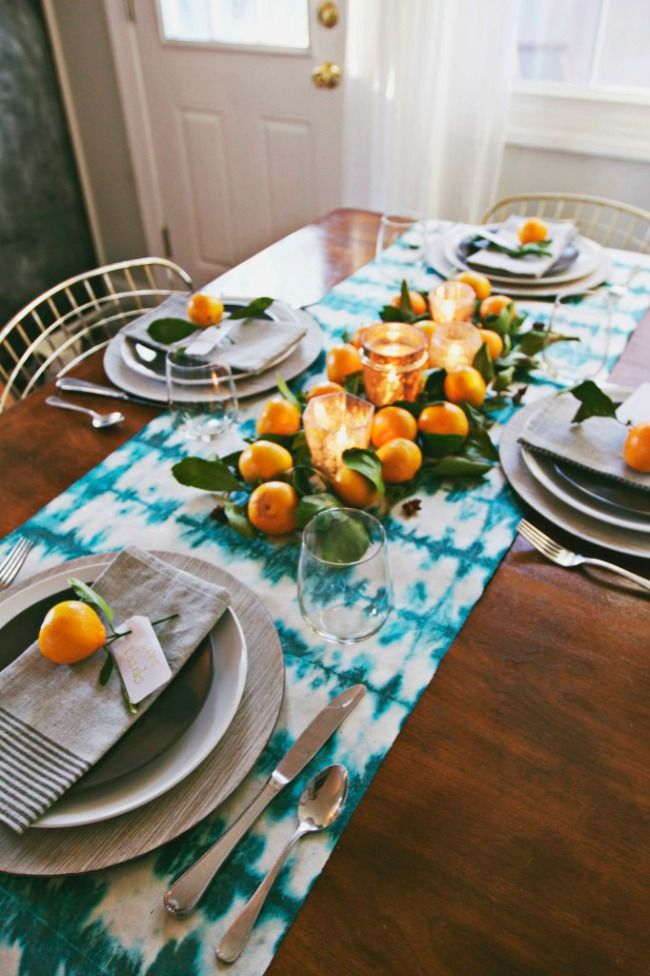 15 Gorgeous Thanksgiving Tables Crafts u0026