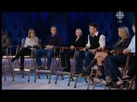 """After the Ice Melts ♥ Part 2 of 4  ~ """"After the Ice Melts"""" is the Aftershow of """"Battle of the Blades"""" ♥ Includes a panel w/ Ekaterina Gordeeva & Val Bure, Kyoko Ina & Kelly Chase, Violetta Afanasieva & PJ Stock, Shae-Lynn Bourne & Patrice Brisebois (Oo-la-la), Isabelle Brasseur & Todd Warriner ♥, Christine Hough-Sweeney & Russ Courtnall, Anabelle Langlois & Georges Laraque, and Jamie Sale & Theo Fleury.  (Part 2 of 4 ) - ** VERY MOVING & TOUCHING**"""