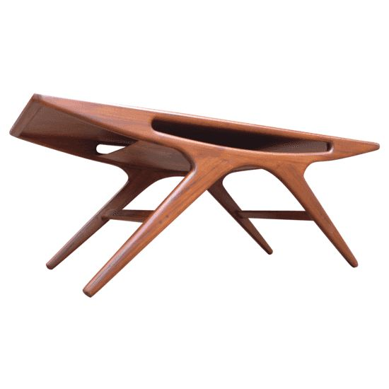 Phenomenal mid century teak coffee table huntersalley mid century modern pinterest teak Modern teak coffee table