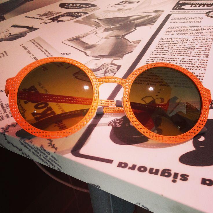 Belli arancioni e tondi #round #orange #sun #treviso #veneto #handmade