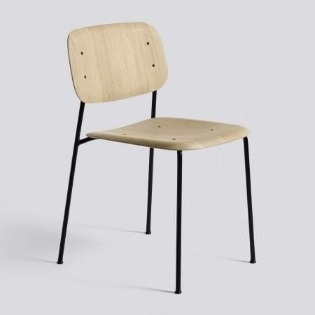 SOFT EDGE Stackable Chair, HAY