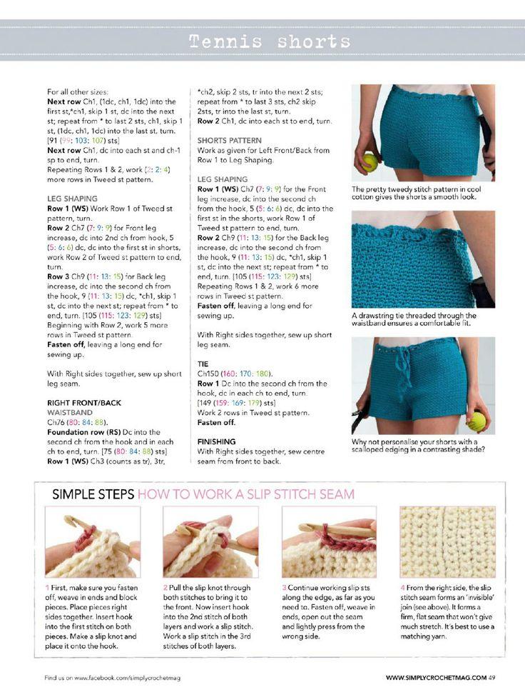 Simply Crochet UK  No18 2014 - 紫苏 - 紫苏的博客