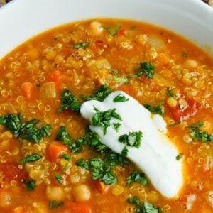 Macaroni Grill's Lentil Soup Recipe - Key Ingredient