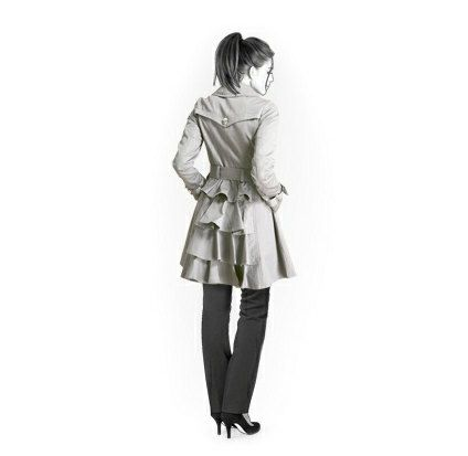 CUTE! 4176 Personalized Coat Sewing Pattern - Women Jacket, Ladies Clothes, PDF pattern. $2.49, via Etsy.