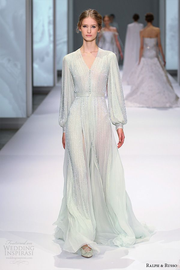 Ralph & Russo Spring 2015 Couture Collection |