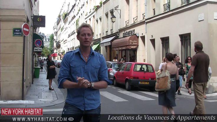 Paris, France - Visite Guidée du Quartier de l'Ile-Saint-Louis
