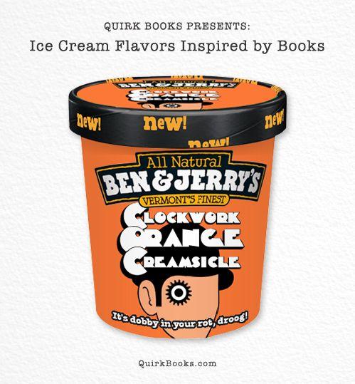 Quirk Books réinvente les pots Ben
