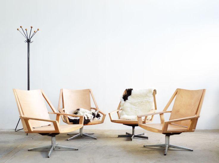 Fa fotelok (7db) | artkraft Loftdesign