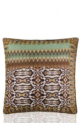 IT'S ALL IN THE DETAILS   Silk pillow Eyasi: http://www.littlesoho.com/camilla-zijden-kussen-eyasi-multi-p-28125.html