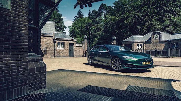 RemetzCar verwandelt einen Tesla Model S in einen …   – Gadgets, Technik uvm.