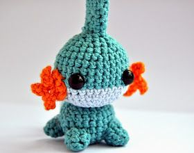 Amigurumi Pokemon Patterns Free : Best pokemon amigurumi images amigurumi
