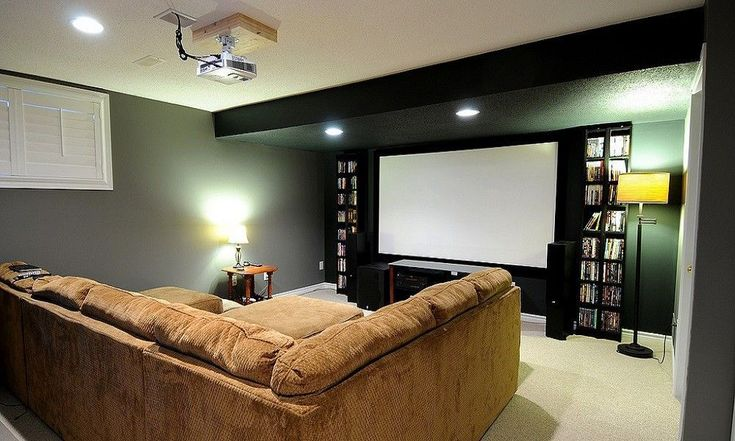 A Quick Guide To Choosing The Best Home Theater Projector #hometheater #hometheaterprojector