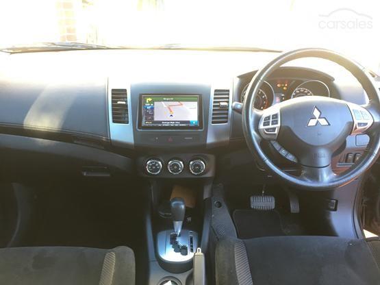 2011 Mitsubishi Outlander LS ZH Auto 2WD MY12-$15,450*