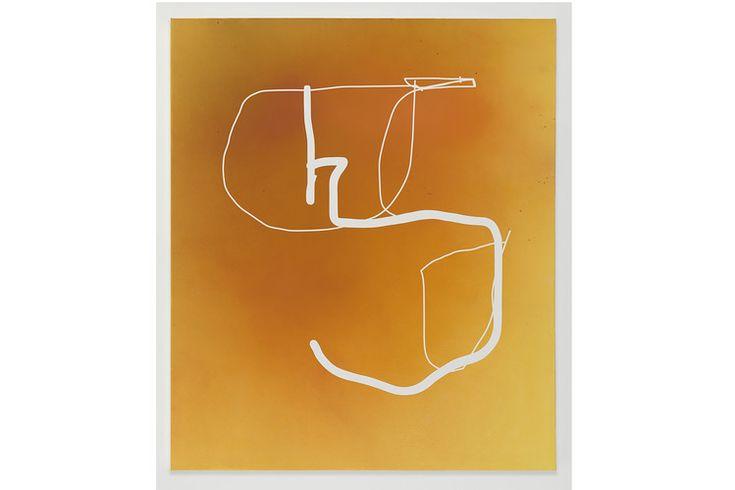 Jeff Elrod's   'Orange Julius' (2013)