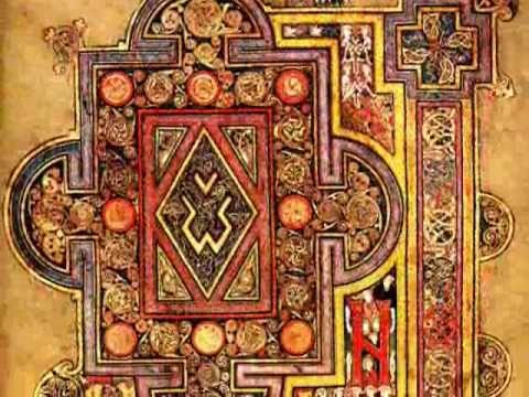 L'Échelle de Jacob: Le Livre de Kells - Musique: Hildegarde de Vintzgau