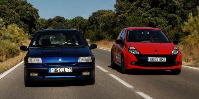 Renault Clio Williams - Clio Sport