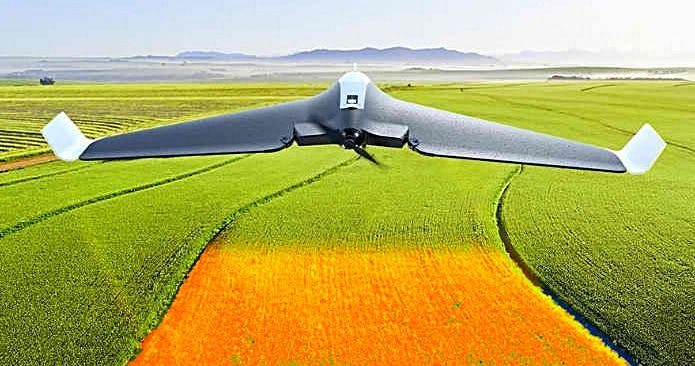 Agriculture is continuing to become more advanced and tech-focused so the Parrot Disco-Pro AG comes as a versatile new solution that will enable space for crops to be even more efficient. The Parrot Disco-Pro AG drone has been specially designed with small and medium-sized farms in mind to scout for new developments on the land and see how crops are doing. This comes as a far simpler option in comparison to actually getting out in the field and doing the reconnaissance work manually.  #Drone…