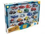 Quebra-Cabeça Hot Cars 100 Peças - Grow