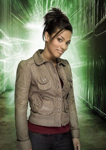 Freema Agyeman in Doctor Who (2005)