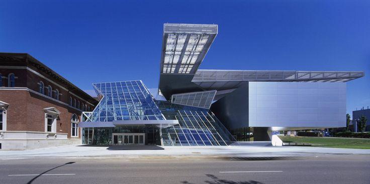 coop himmelblau muzeum akron ohio - Szukaj w Google