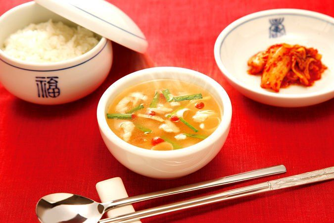 Instant Soup Packets Japan Freeze Dried Miso Soup  Ginseng Chicken    Instant Miso Soup Packets