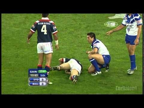 NRL Grand Final - Canterbury Bulldogs vs Sydney Roosters
