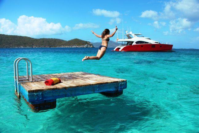 MAS | Luxury yacht charters | Catamaran for charter | Sunreef Yachts Charter