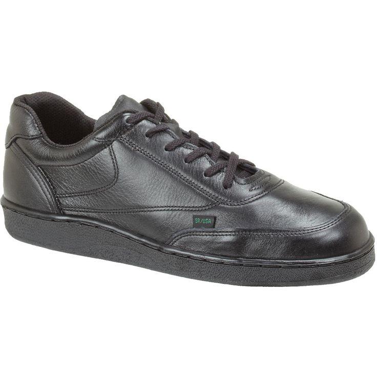 Thorogood Womens Athletic Uniform Black Leather Postal Code 3 Oxford
