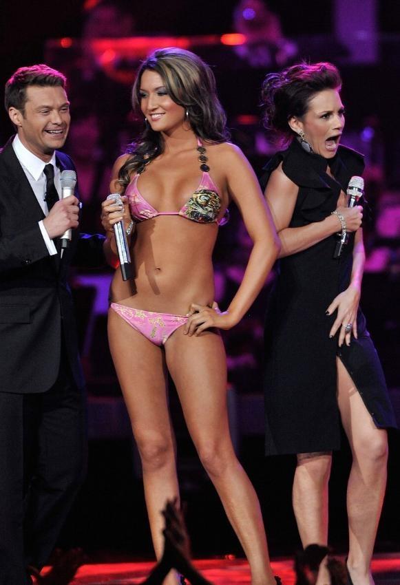american idol 2009 bikini