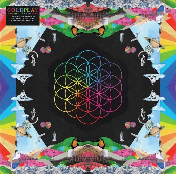 A1 A Head Full Of Dreams 3:43A2 Birds 3:48A3 Hymn For The Weekend 4:18B1 Everglow 4:42B2 Adventure Of A Lifetime 4:23C1 Fun 4:28C2 Kaleidoscope 1:52C3.1 Army Of One 3:24C3.2 X Marks The Spot 2:54D1 Amazing Day 4:29D2 Colour Spectrum 1:02D3 Up&Up 6:45 Coldplay Poster, Coldplay Wallpaper, Coldplay Live, Coldplay Album Cover, Coldplay Albums, Cool Album Covers, Music Album Covers, Music Albums, Frames