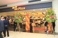 Mr Pizza Robinsons Place Manila is Now Open