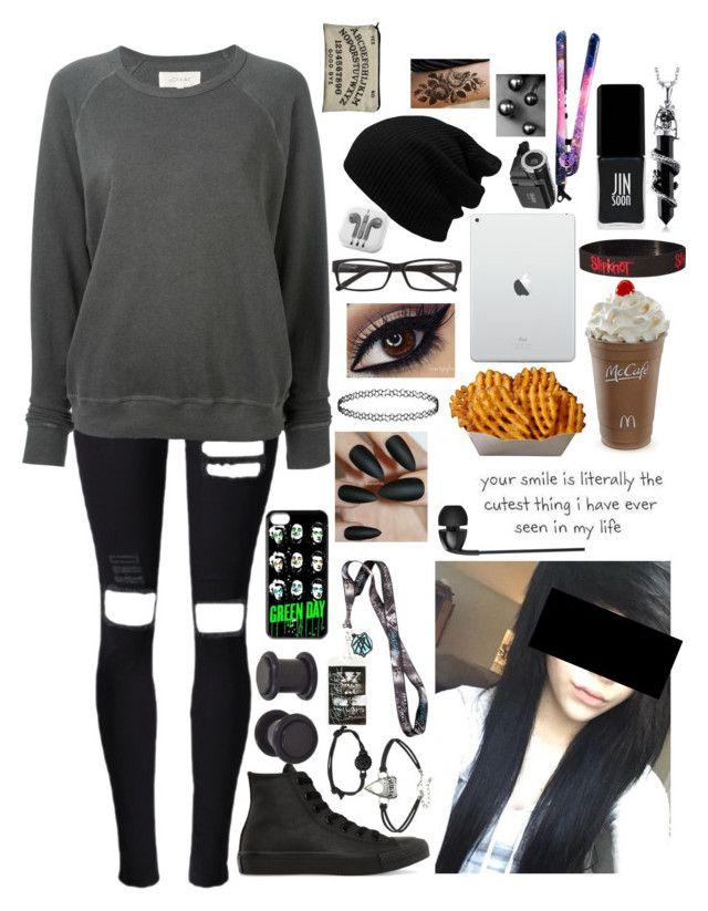 TAG by xxghostlygracexx on Polyvore featuring polyvore The Great Converse Hot Topic The Sharper Image JINsoon Eva NYC PhunkeeTree Vivitar fashion style clothing