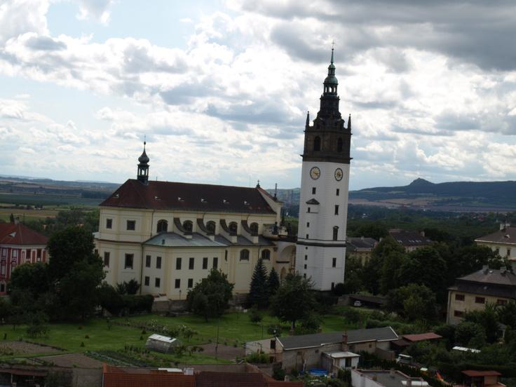 Litomerice, Czech Republic.