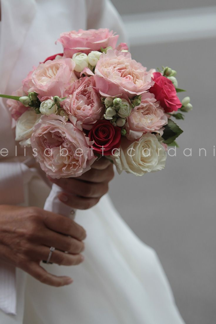 #elisabettacardani #italianstyle #bouquet #wedding #rose