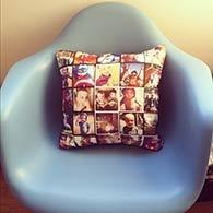 make a pillow: Pillows Instagram, Photo Pillows, Crafts Ideas, Pictures Pillows, Pillows Cushions, Almofada Instagram, Throw Pillows, Instagram Photo, Instagram Pillows