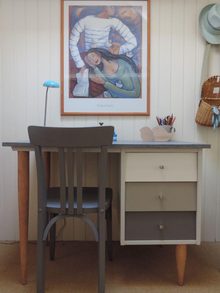best 20 bureau vintage ideas on pinterest bureau desk writing bureau and vintage desks. Black Bedroom Furniture Sets. Home Design Ideas