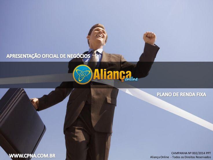 ALIANÇA ON LINE-MARKETING LUCRATIVO E E-COMMERCE by Network Marketing-mmn-mlm via slideshare