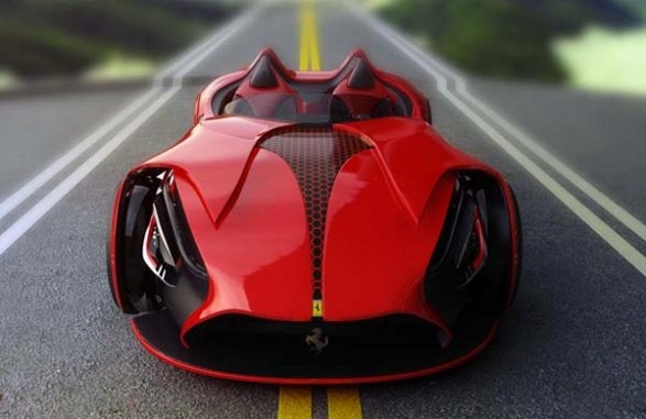 Ferrari Millenio