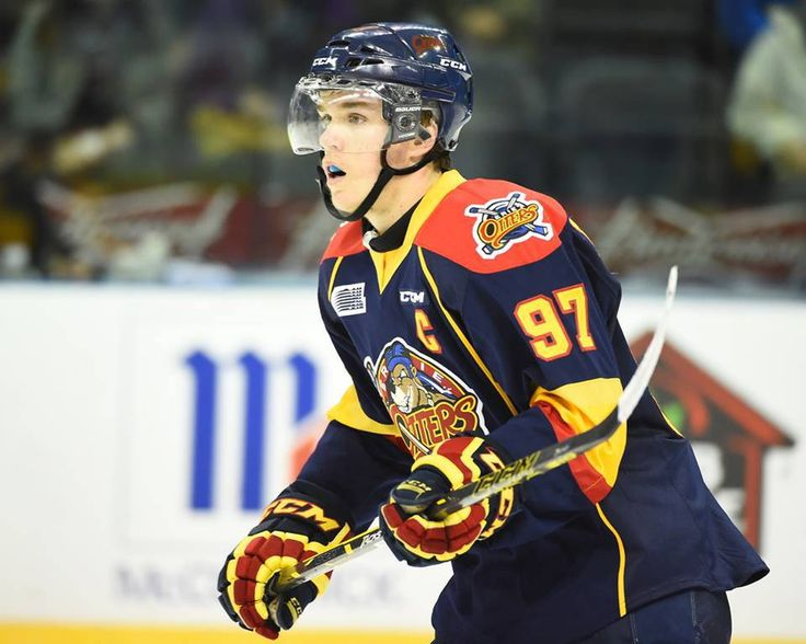 Q & A With Top Prospect Connor McDavid - Part 1 - http://thehockeywriters.com/q-a-with-top-prospect-connor-mcdavid-part-1/
